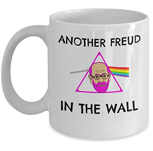 Psychology coffee mug - Another Freud in the Wall - Sigmund...