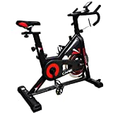 CARE FITNESS - Vélo d'Appartement Spin-Bike Speed Racer - 6 Fonctions -...