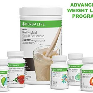 Herbalife Advanced Program - Choose Your Flavor (Cookies n Cream) 6 - My Weight Loss Today