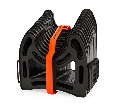 Camco 43031 10ft Sidewinder RV Sewer Hose Support, Made from...