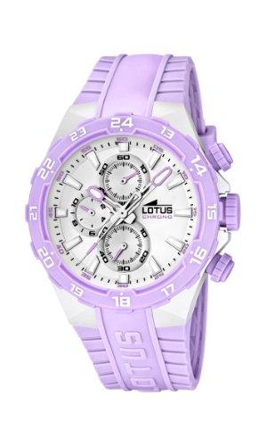 Lotus Damen-Armbanduhr XL Analog Plastik 15800/A