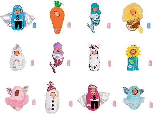 Image 7 - Baby Born Surprise, Mini Poupon Surprise à Collectionner (série 2), 1 Bébé et 10 Surprises, Modèles Aléatoires, Jouet pour Enfants dès 3 Ans, BBU05