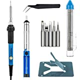Vastar Soldering Iron Kit,...