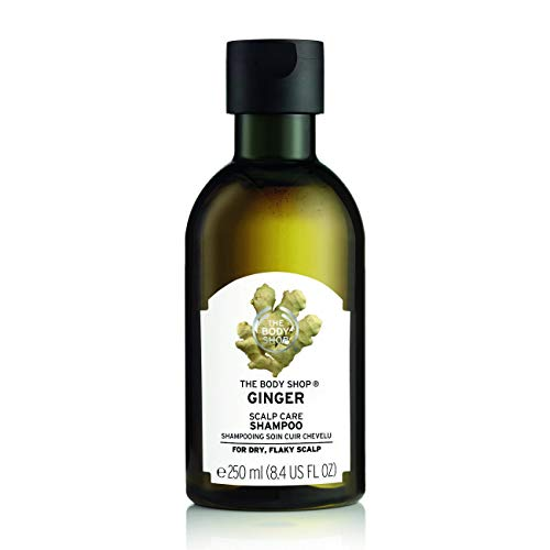 The Body Shop Ginger Scalp Care Shampoo, 8.4 Fluid Ounce,...