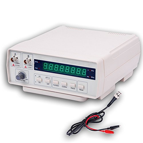 RISEPRO Digital Frequency Counter Bench...