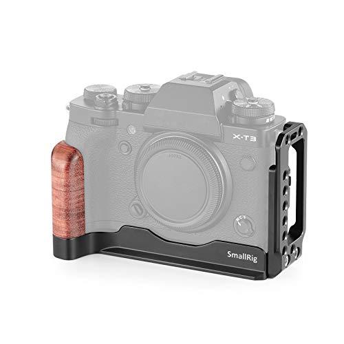 SMALLRIG Fujifilm X-T3/X-T2専用L-ブラケットキット Fujifilm X-T3/X-T2対応-2253
