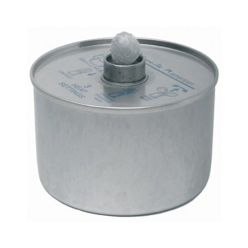 Gen-Heat DiEthylene Glycol Adj Heat Chafing Fuel 6 Hour Can - Quantity 24