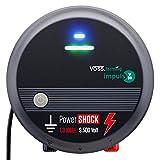 VOSS.farming Électrificateur 230V « impuls V30 » - Pour les Clôtures Simples...
