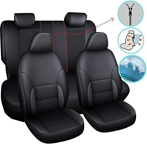 Coprisedili universali per auto, in pelle, impermeabile, accessorio per autovetture, per limousine,...