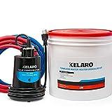 Kelaro Tankless Water Heater Flushing Kit - Just add Vinegar Descaler
