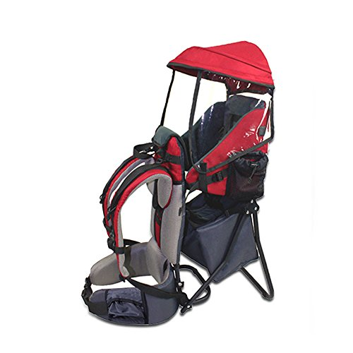 Porte bébé Support Dorsal Transporteur pour l'enfant pour Les randonnées...