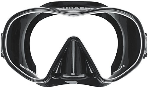 Scubapro Solo Mask with Tempered glass lens