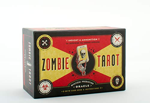 The Zombie Tarot: An Oracle of the Undead with Deck and...