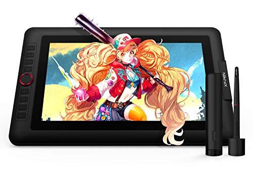 XP-Pen 液晶タブ Artistシリーズ 13.3インチ フルラミネートIPSディスプレイ エクスプレスキー8個 Artist 13.3 Pro