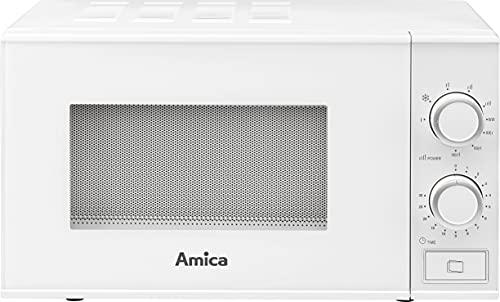 Amica 1103132 Mikrowelle / 33,7 cm/Gehäusekühlung; Kindersicherung