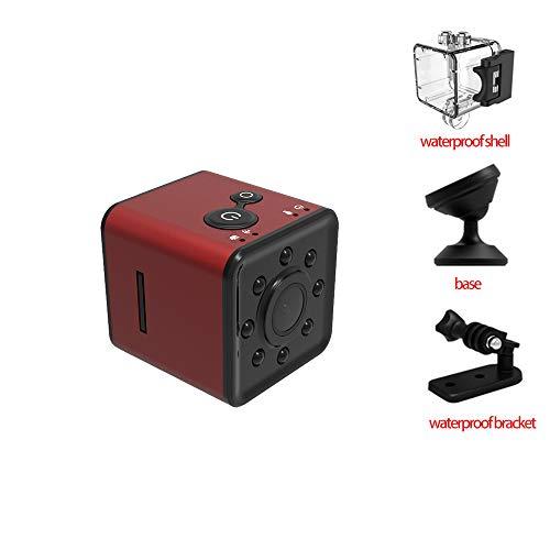 Mini telecamera spia 1080P HD digitale wifi 30m fotocamera impermeabile professionale con scheda SD,...