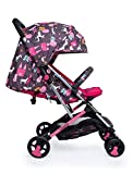 Cosatto Woosh 2 Pushchair – Lightweight Stroller From Birth to 25kg - One Hand Easy Fold, Compact (Unicorn Land)