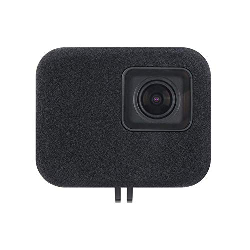 knowledgi 2 Pezzi Camera WindSlayer Schiuma Parabrezza Parabrezza per GoPro Hero 7/6/5 Spugna Antivento cap Wind Noise Reduction Cover