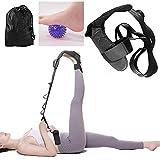 Autonomier Yoga Foot Leg Calf Stretcher-Stretching Strap for Plantar Fasciitis,Improve...