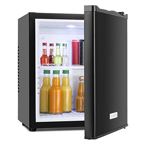 KLARSTEIN MKS-10 - Mini frigo Bar, A, 19 L, Silenzioso, Basso consumo, Silenzioso, 0 Db, ca. 38 x 47...