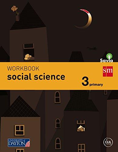 Social science. 3 Primary. Savia. Workbook - 9788415743927
