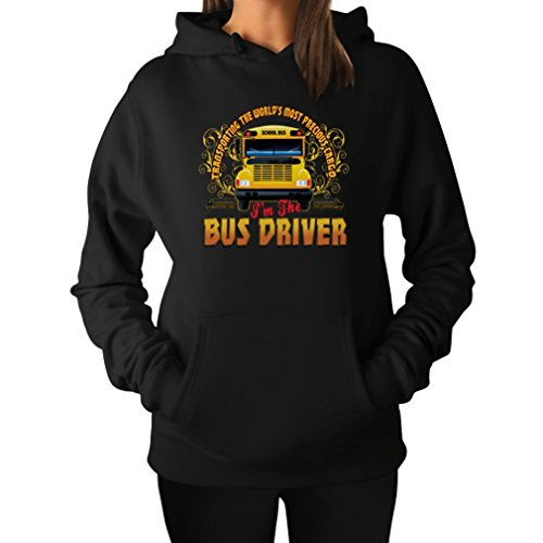 School Bus Driver Thank You Gift Back to School Women Hoodie...