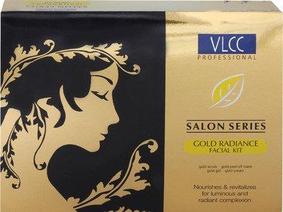 Vlcc Gold Radiance Facial Kit - Styledivahub …
