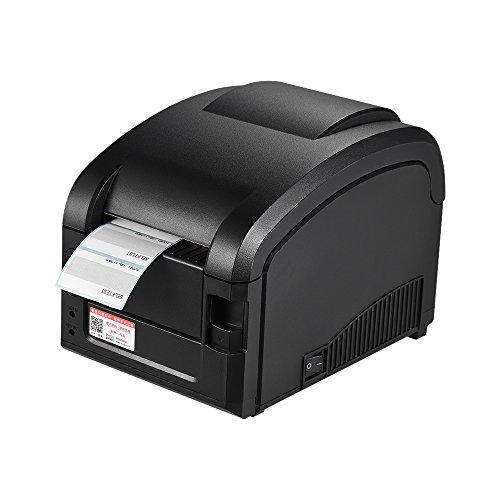 Aibecy Gprinter GP-3120TL Stampante Termica 23-80mm Adesivo Barcode Label Stampante Grafica per USB POS Computer