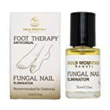 Nail & Toenail Fungus Treatment - Fungal Nail Eliminator with Tolnaftate formulated by Physician to Cure Athlete's Foot Therapy & Infected Toe Nails Fungus, Best Anti-fungal Finger-nail Treat-ment