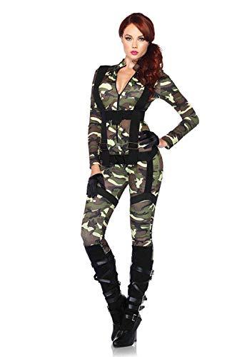Leg Avenue - Disfraz para mujer a partir de 18 años, talla S (8516601247)