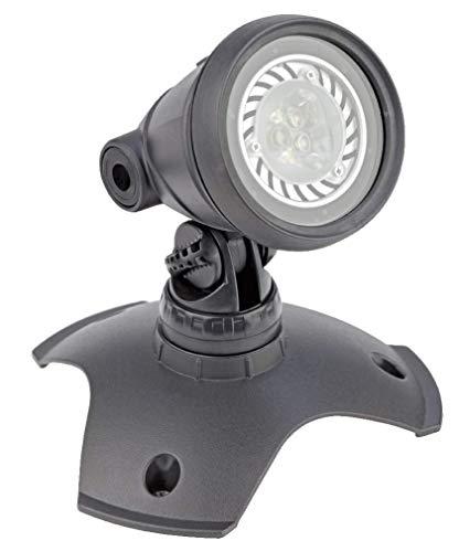 OASE 57034 LunAqua 3 LED Set 1 | Unterwasserbeleuchtung | Teichbeleuchtung | Gartenbeleuchtung | LED-Scheinwerfer