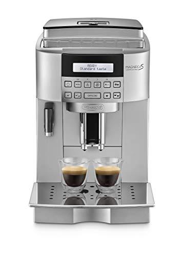 De'Longhi ECAM 22.360.S Magnifica S Macchina da caffè Automatica, 1450 W, 1.8 Litri,...