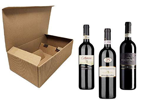 Box Wine Selection 2015 -Arnaldo Caprai- Sagrantino di Montefalco COLLEPIANO, 25 ANNI, RISERVA 0,750 ml