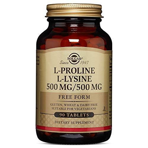 Solgar Aminoácido - 90 Tabletas