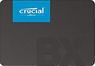 Crucial BX500 2TB 3D NAND SATA 2.5-Inch Internal SSD, up to 540MB/s – CT2000BX500SSD1