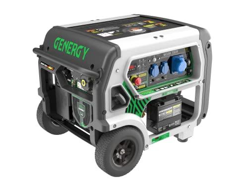 Stromerzeuger Gas Pro Natura 7000 Hybrid Dual Fuel...
