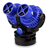 FREESEA 1600 GPH Aquarium Circulation Pump Wave Maker Power Head with Magnetic Mount Suction