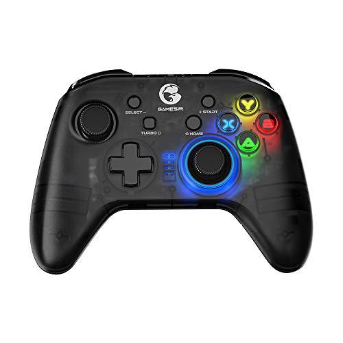 GameSir T4 Pro Controlador inalámbrico de Juegos Bluetooth para...