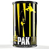 Animal Pak - Immune System Support - Vitamin C + Zinc + Multivitamins, Amino Acids, Performance Complex and More - For Elite Athletes and Bodybuilders - Complete, All-in-one, Packs - 44 Packs