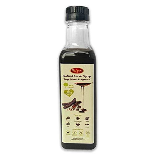 Algarroba Sirope - Edulcorante Natural - Jarabe Bio Carob 32