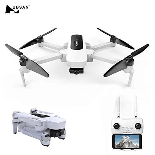 Hubsan H117S Zino GPS 5G WiFi 1KM FPV con videocamera 4K UHD a 3 Assi cardanico RC Drone quadricottero Calibro Giapponese