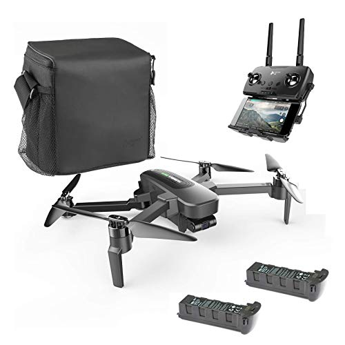 Hubsan Zino PRO GPS FPV Pieghevole Drone 4K Telecamera con 3 Assi Gimbal 4KM 23 Minuti WiFi App...