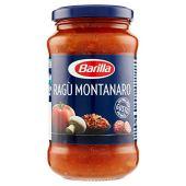 Barilla Sugo Ragù Montanaro, Salsa Pronta al Pomodoro con Salsiccia e Funghi, 400g