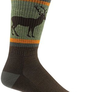 Darn Tough Vermont Men's Uncle Buck Boot Cushion Socks