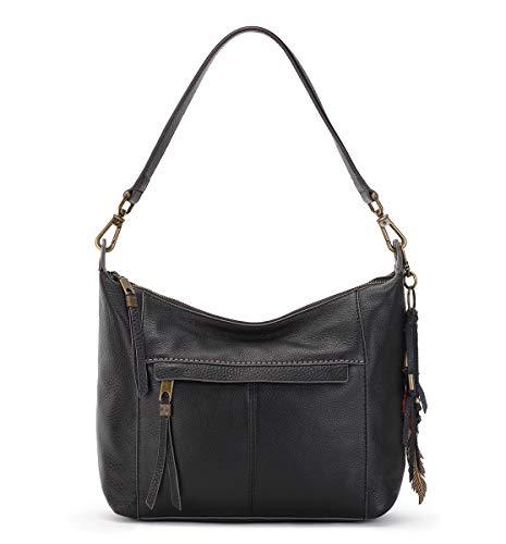 4123N+rtgsL Strap Drop: 9.5 inches; Pockets: 2 slip, 1 zip, 2 exterior
