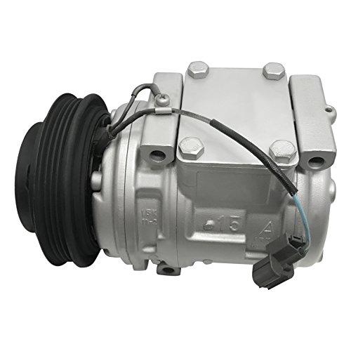 RYC Remanufactured AC Compressor and A/C Clutch FG366