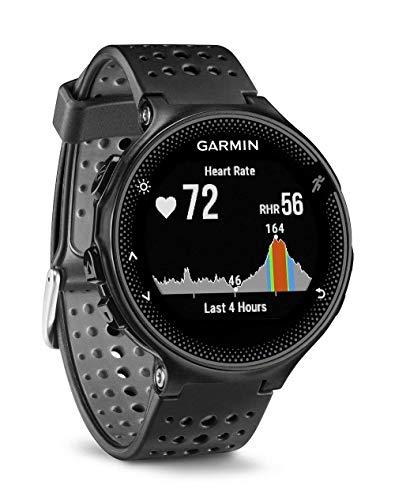 Garmin Forerunner 235 - Reloj con pulsómetro en la muñeca,...
