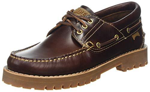 Camper Nautico, Zapatos para Hombre, Marrón (Medium Brown 210), 46 EU
