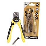 Professional-Grade Dog Nail Clippers by...