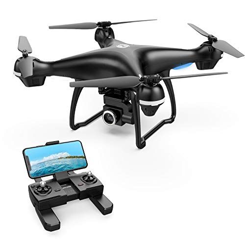 Holy Stone 2K GPS FPV RC Drone HS100 with HD Camera Live Video and GPS Return Home, Large Quadcopter...